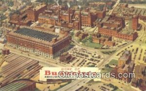 Home of Budweiser St. Louis, MO, USA Brewery 1948