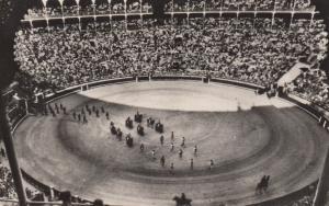 RP: Madrid , Spain , 1930s ; Stadium Interior