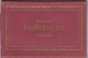 Souvenir Folder - 10 Cards Of Penticton , B.C., Canada, 00-10s
