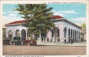 Florida St Petersburg Open Air Post Office