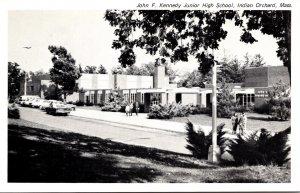 Massachusetts Indian Orchard John F Kennedy Junior High School