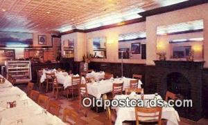 Paolucci's Restaurant, New York City, NYC Postcard Post Card USA Old Vintage ...