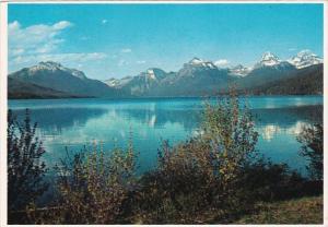 Montana Glacier National Park Lake McDonald