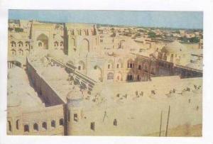 Khiva. View of Ichan-kala, Uzbekistan, 1960s