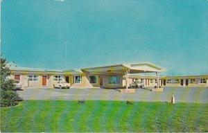 Iowa Davenport Crest Motel 1965