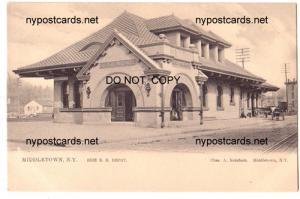 Erie Depot, Middletown NY / Tuck's 1024
