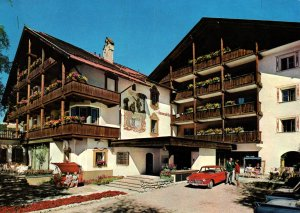 Hotel Karwendelhof,Tirol,Austria BIN