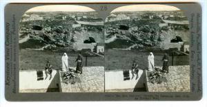 SV: View Outside Damascus Gate , JERSUALEM , Israel , 00-10s