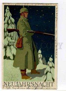 275769 Avant-Garde WWI Germany PROPAGANDA New Year by W.I. old