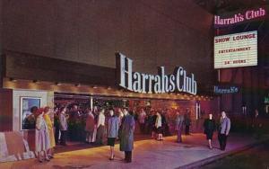 Nevada Reno Harrah's Club