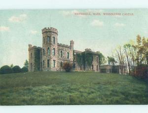 Unused Divided-Back HISTORIC HOME Haverhill Massachusetts MA hJ5017-12