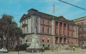 City Building , WHEELING , West Virginia , 50-60s