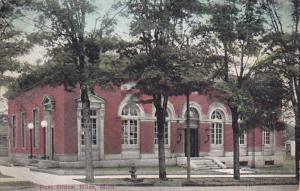 NILES, Michigan, PU-1911; Post Office