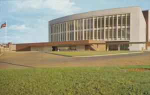 New Jubilee Auditorium, EDMONTON , Alberta , Canada , 50-60s