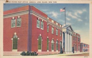 Post Office , JAMAICA , Long Island , New York ,30-40s