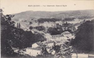 Bar-Le-Duc (Meuse), France, 00-10s ; General View