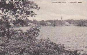 Massachusetts Falmouth Shinericks Pond Albertype