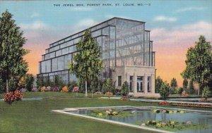 The Jewel Box Forest Park Saint Louis Missouri 1938