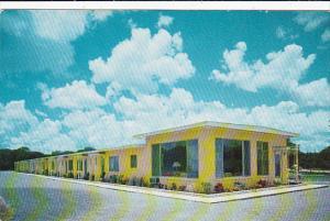 Florida Winter Haven Shamrock Motel Cypress Gardens Road