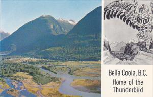Canada Coastal Valley View Bella Coola British Columbia