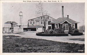 New York Red Creek Canning Company