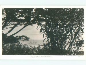 old rppc NICE VIEW Nelle Caledonia - Nouvelle-Caledonie New Caledonia i1761