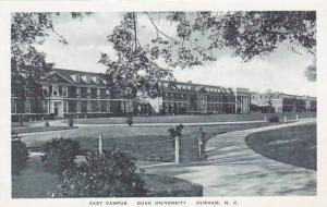 North Carolina Durham East Campus Duke University Albertype