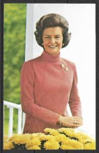Betty Ford Wife of President Gerald Ford - [MX-297]