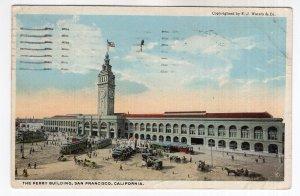 San Francisco, California, The Ferry Building