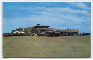 Greater Pittsburgh Airport Aircraft Planes Pennsylvania postcard