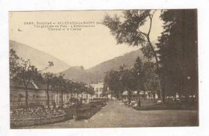 ALLEVARD-les-BAINS (Isere), Thermal et le Casino, France, 00-10s