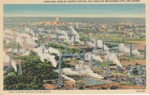 OKLAHOMA CITY , 1930-40s ; Oil Fields