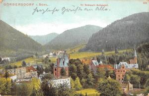 BR57855 Gorbersdorf i schl dr brehmer s heilanstall Sokolowsko    Poland