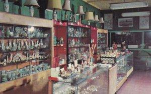 NEW YORK CITY, New York, 1950-60s ; Ethel Hing Gift Shop