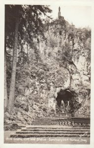 RP: PORTLAND , Oregon , 1920-30s ; Grotto