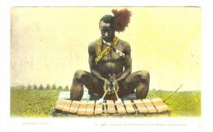 A Native Pianist, South Africa, 00-10s