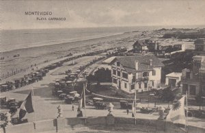 MONTEVIDEO, Uruguay, 1900-1910's; Playa Carrasco