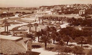 Portugal Estoril Estoril Costa do Sol, Um aspecto do Parque, sight of Park 1946