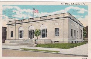 HOLIDAYSBURG , Pennsylvania, 1956 ; Post Office