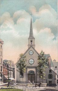 Church Of Notre Dame Des Victories, QUEBEC, Canada, 1900-1910s