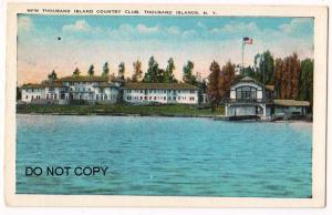 New 1000 Island Country Club, NY