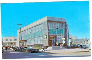 Post Office , ALMA , Quebec , Canada , 1950s