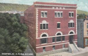 BRADFORD, Pennsylvania; PU-1913; Y.M.C.A. Building