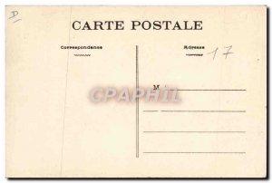 Old Postcard Steam Bagnard Ile de Re Saint Martin forcats Boarding for Guyana...