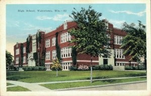 USA Wisconsin High School Watertown 04.24
