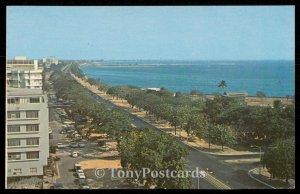 A View of Dewey Boulevard