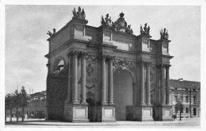 Potsdam Brandenburger Tor Gate Promenade