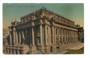 MALTA - Royal Opera House, 00-10s
