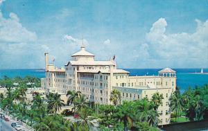 The British Colonial Hotel, A Gill Hotel, Nassau, Bahamas, Antilles, PU-1958