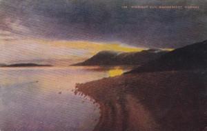 Norway Hammerfest The Midnight Sun